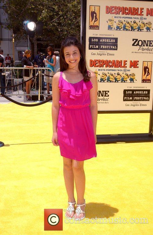 Dana Gaier Los Angeles Premiere Of Universal Pictures'...