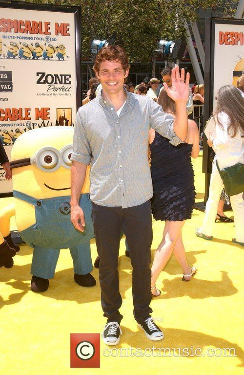 James Marsden Los Angeles Premiere Of Universal Pictures'...