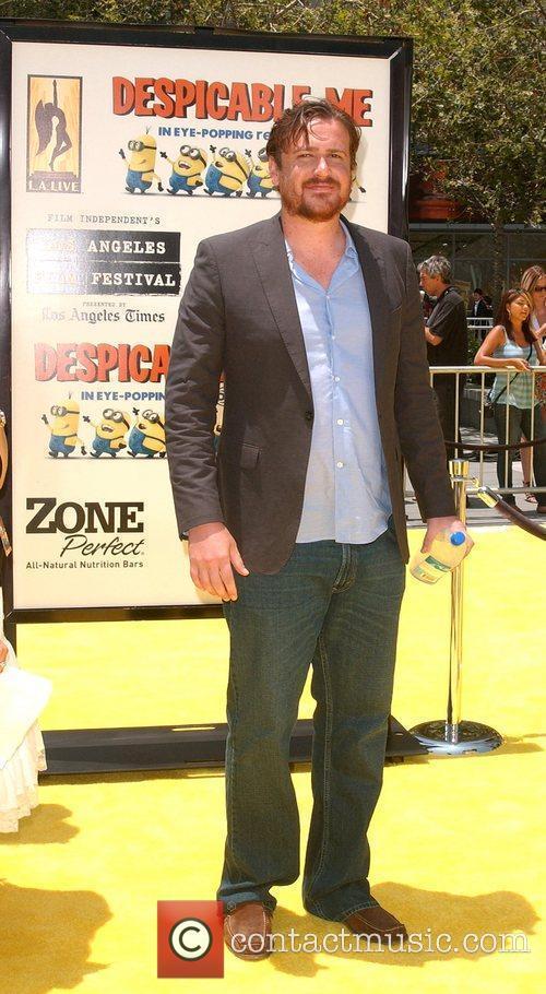 Jason Segel Los Angeles Premiere Of Universal Pictures'...