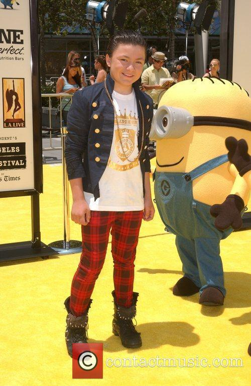 Joseph Castanon Los Angeles Premiere Of Universal Pictures'...