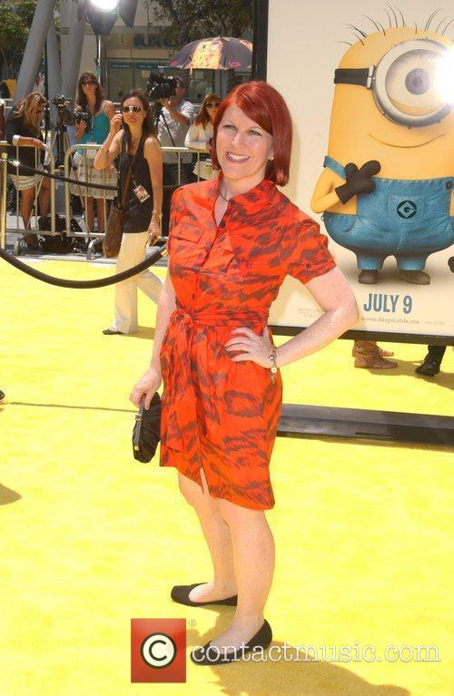 Kate Flannery Los Angeles Premiere Of Universal Pictures'...