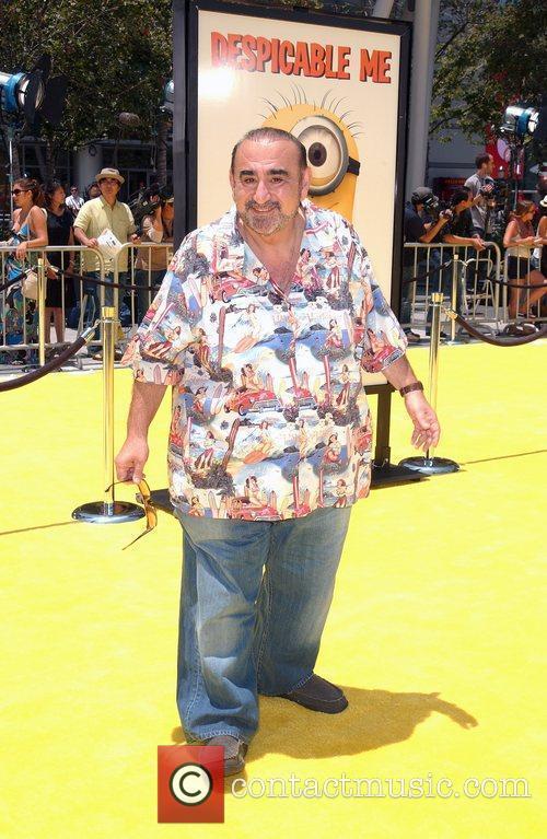 Ken Davitian Los Angeles Premiere Of Universal Pictures'...