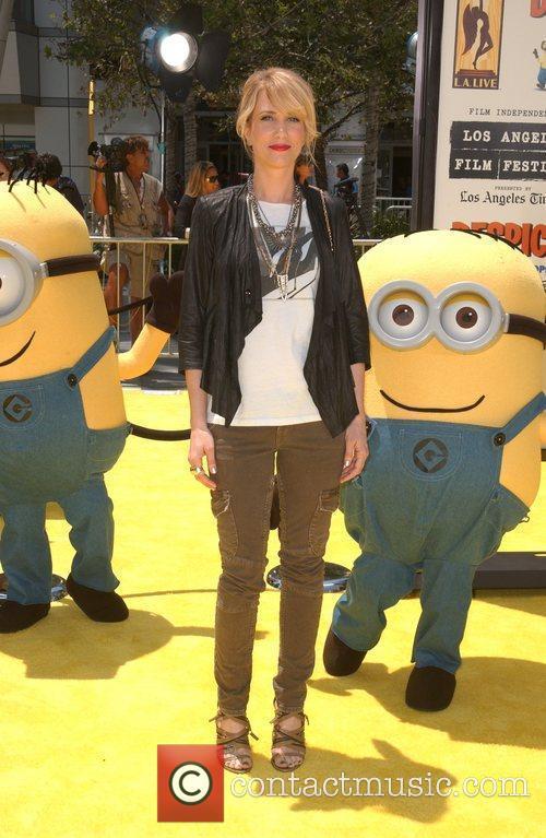 Kristen Wiig Los Angeles Premiere Of Universal Pictures'...
