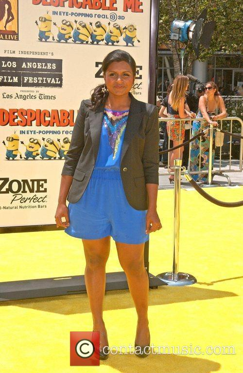 Los Angeles Premiere Of Universal Pictures' Despicable Me...