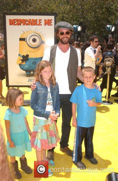 Noah Wyle Los Angeles Premiere Of Universal Pictures'...