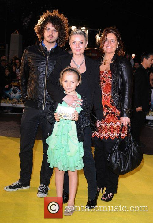 Despicable Me - UK film premiere held at...
