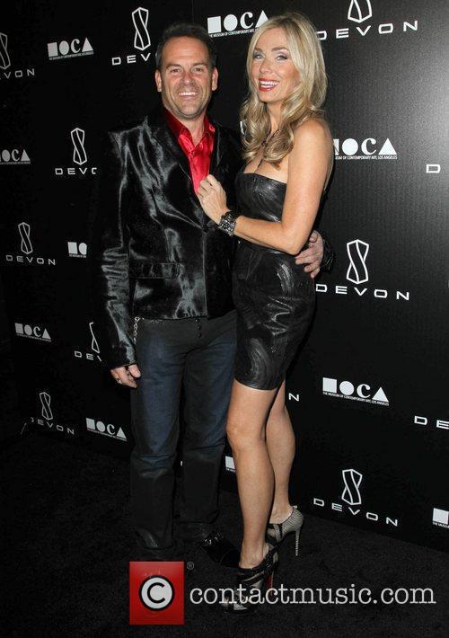 Scott Devon and Terri Devon Jessica Stam Hosts...
