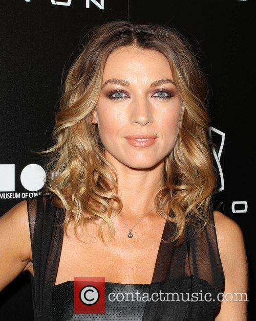 Natalie Zea Jessica Stam Hosts Grand Opening Of...