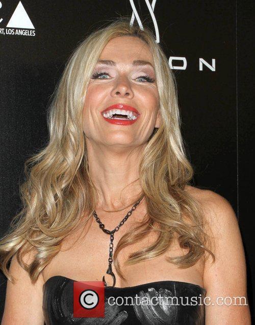 Terri Devon Jessica Stam Hosts Grand Opening Of...