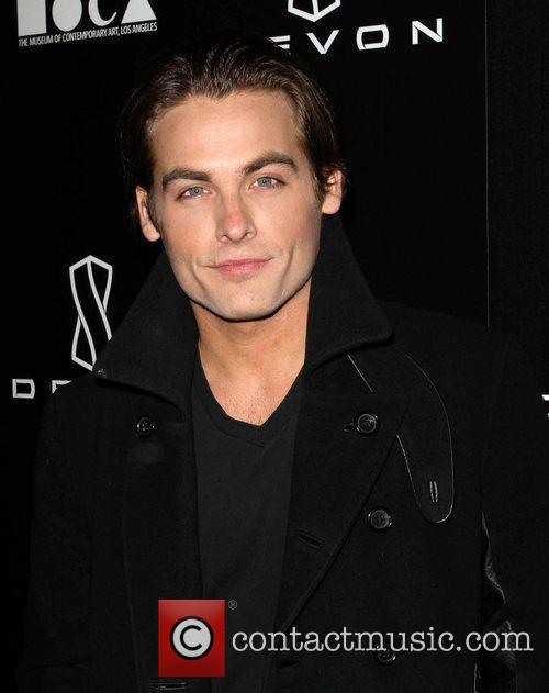 Kevin Zegers and Jessica Stam 1