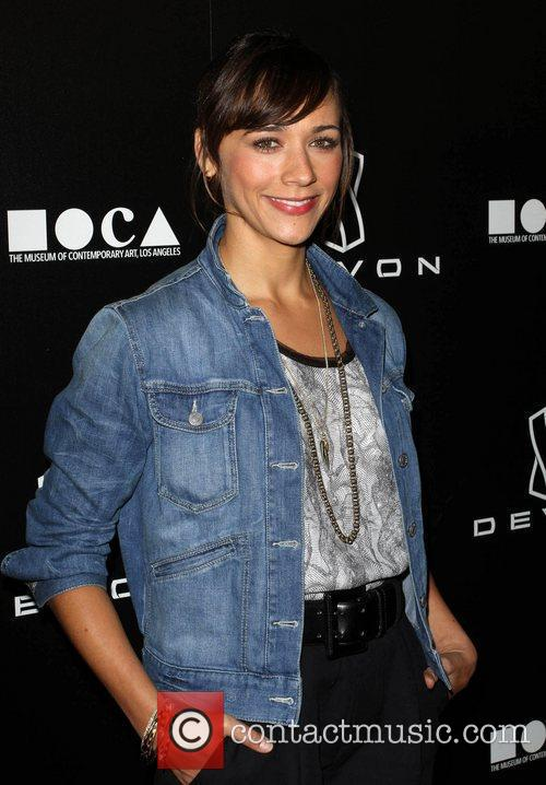Rashida Jones Jessica Stam Hosts Grand Opening Of...