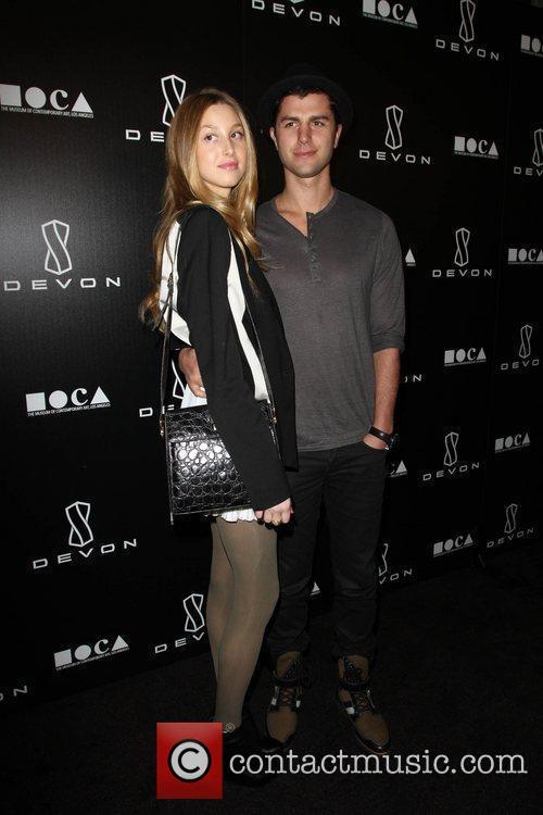 Whitney Port and Ben Nemtin Jessica Stam Hosts...