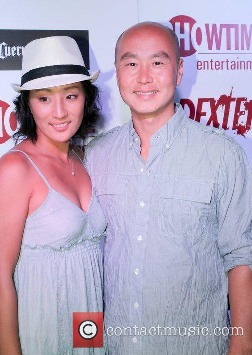 C.S. Lee and wife Lara Cho  Dexter...