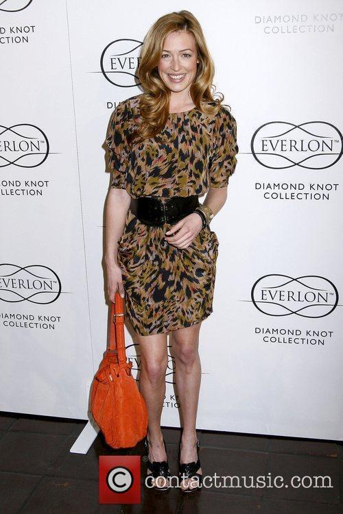 The Everlon Diamond Knot Collection host a celebrity...