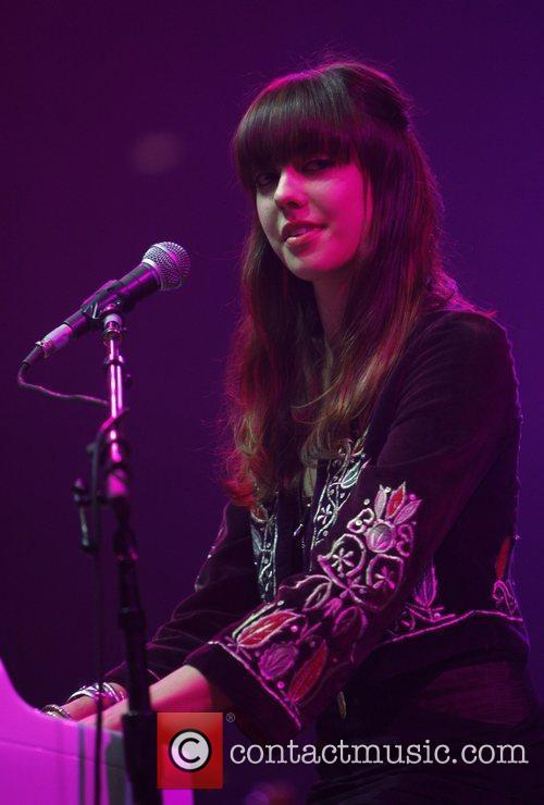 Diane Birch and The Eagles 5