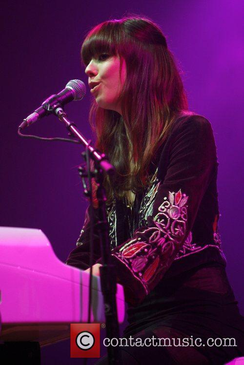 Diane Birch and The Eagles 6