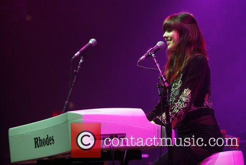 Diane Birch and The Eagles 7