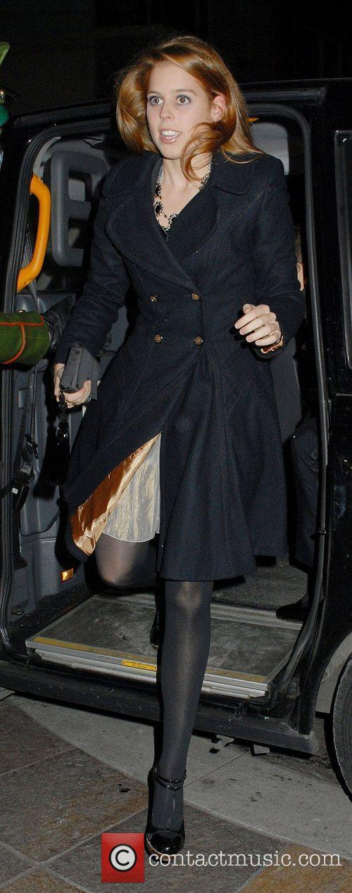 Princess Beatrice and Harrods 3