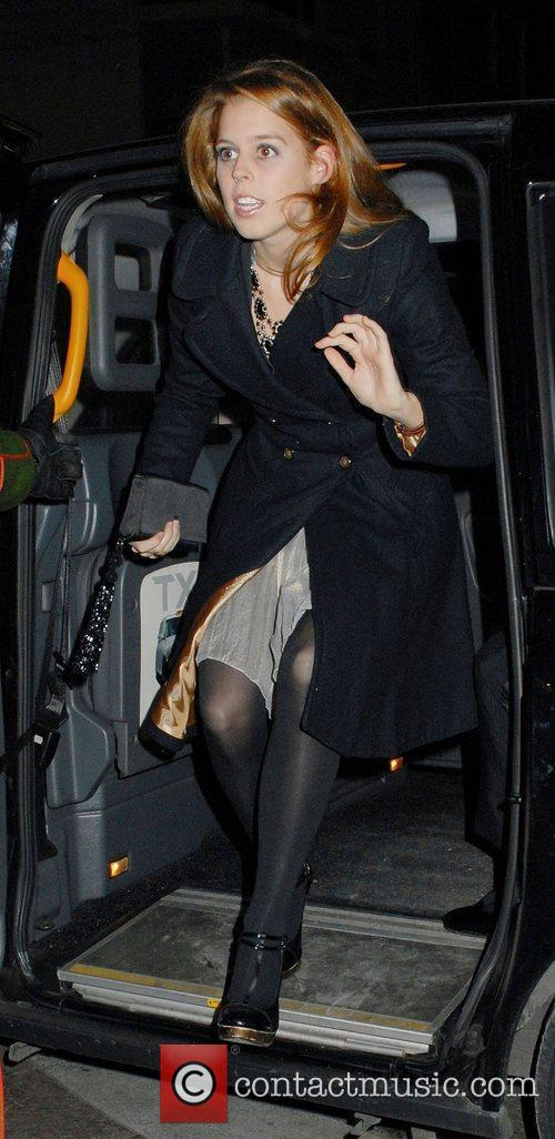 Princess Beatrice and Harrods 2
