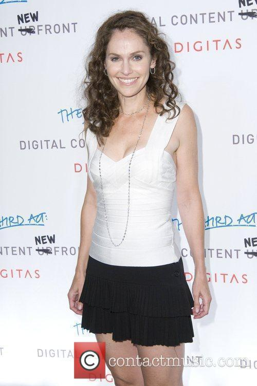 Amy Brenneman Digitas and The Third Act: Present...
