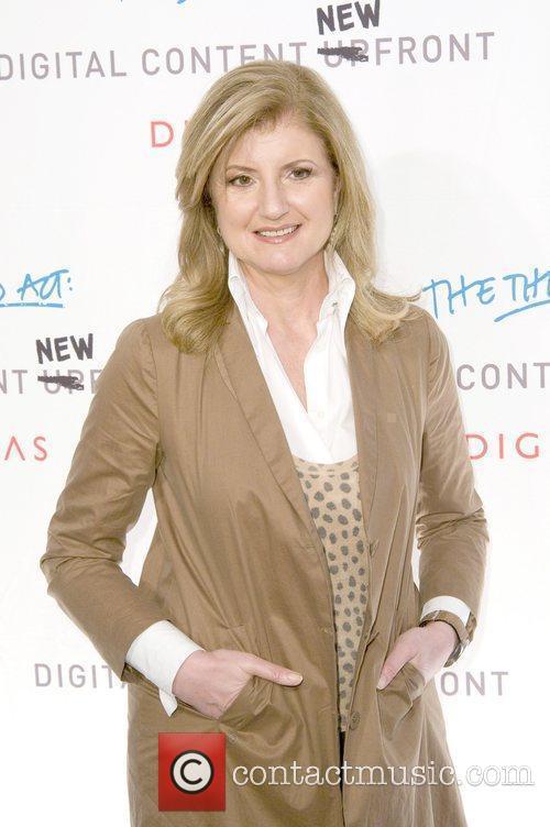 Arianna Huffington Digitas and The Third Act: Present...