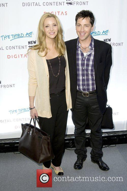 Lisa Kudrow and Guest Digitas and The Third...
