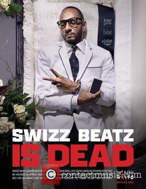 Swizz Beatz Keep a Child Alive (KCA) to...