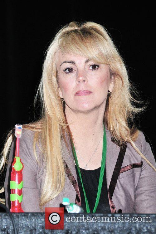Dina Lohan Drunk
