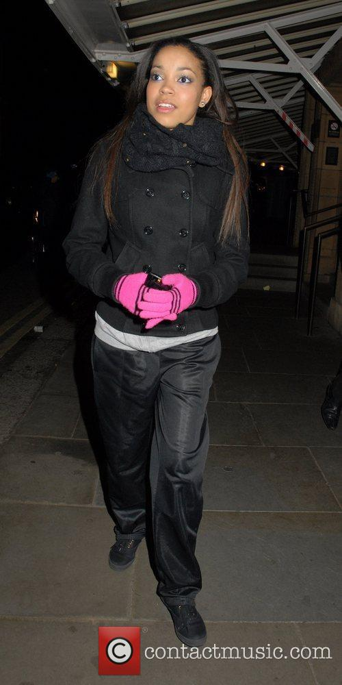 Dionne Bromfield, Albert Hall and Celebration 4