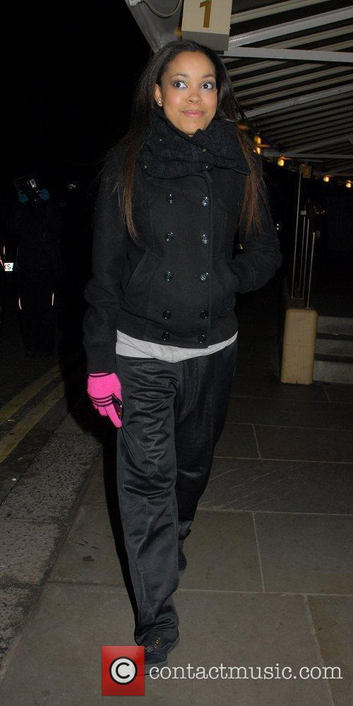 Dionne Bromfield, Albert Hall and Celebration 5