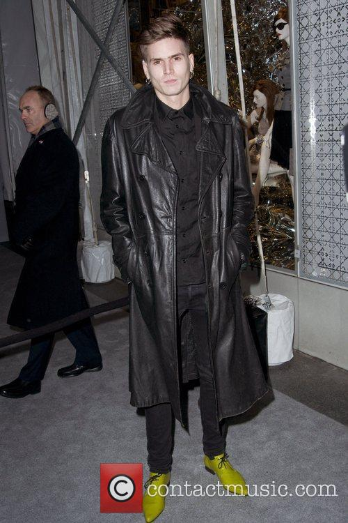 Jamie Burke Dior re-opens their New York 57th...