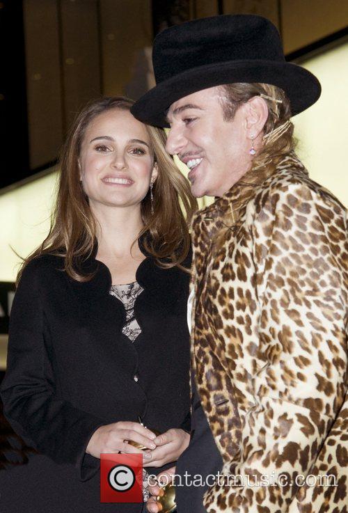 Natalie Portman and John Galiano Dior re-opens their...