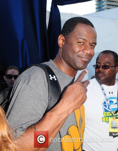 Singer Brian Mcknight 4