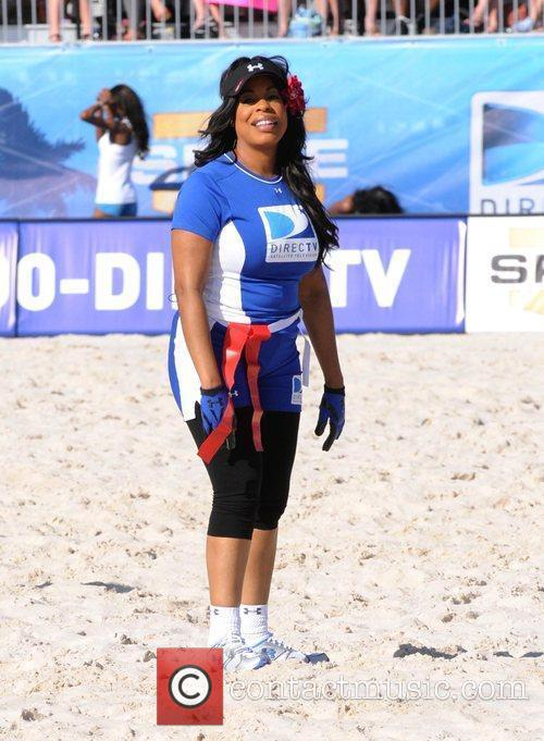 The Fourth Annual DIRECTV Celebrity Beach Bowl at...