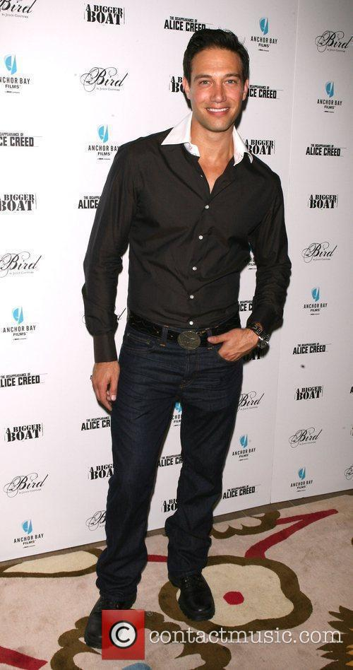 Eric Villency attends the premiere of 'The Disappearance...