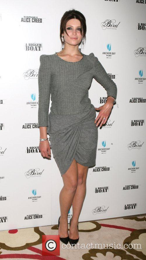 Attends the premiere of 'The Disappearance of Alice...