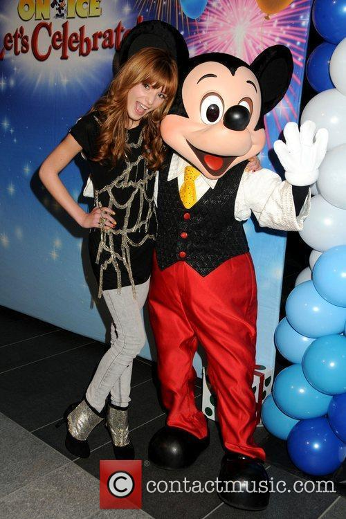Disney On Ice presents 'Let's Celebrate!' held at...