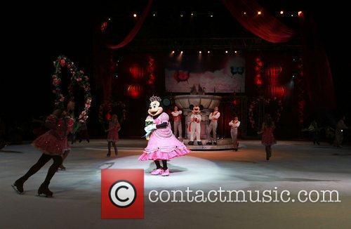 Atmosphere, Disney, Staples Center