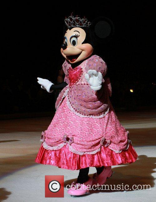 Disney On Ice Live Show held at The...
