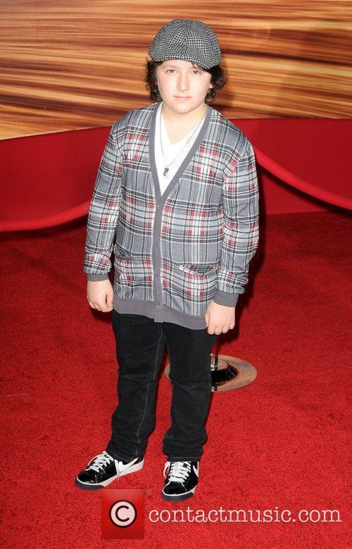 Frankie Jonas Disney's 'Tangled' Los Angeles Premiere at...