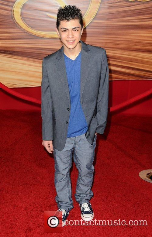 Adam Irigoyen  Disney's 'Tangled' Los Angeles Premiere...