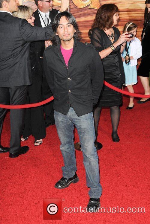 Vik Sahay  Disney's 'Tangled' Los Angeles Premiere...