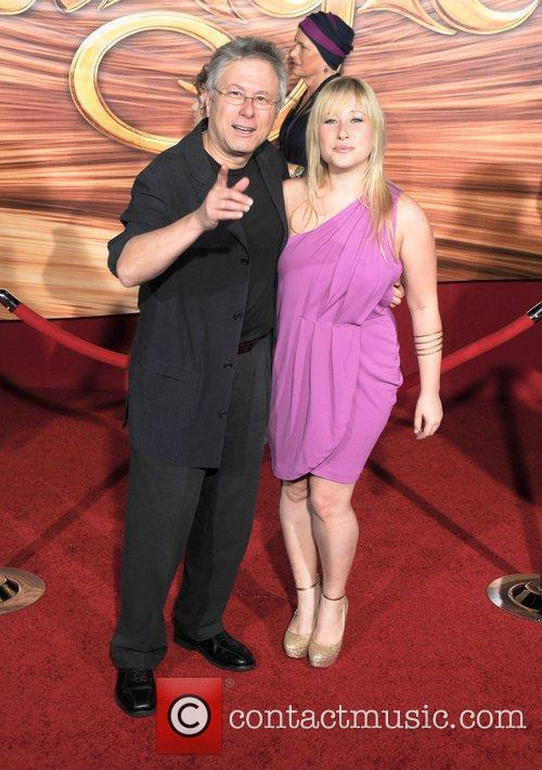 Alan Menken Disney's 'Tangled' Los Angeles Premiere at...