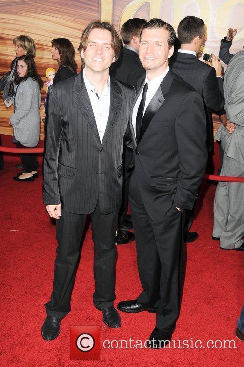 Nathan Greno and Byron Howard Disney's 'Tangled' Los...
