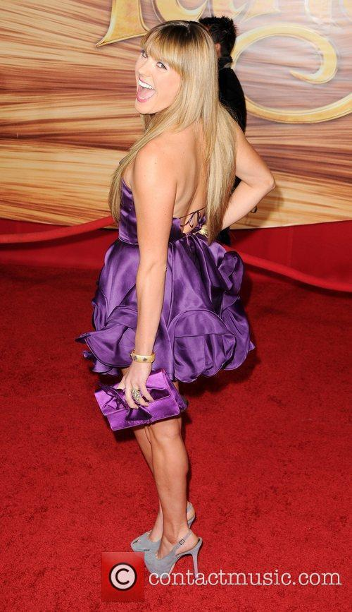 Grace Potter Disney's 'Tangled' Los Angeles Premiere at...