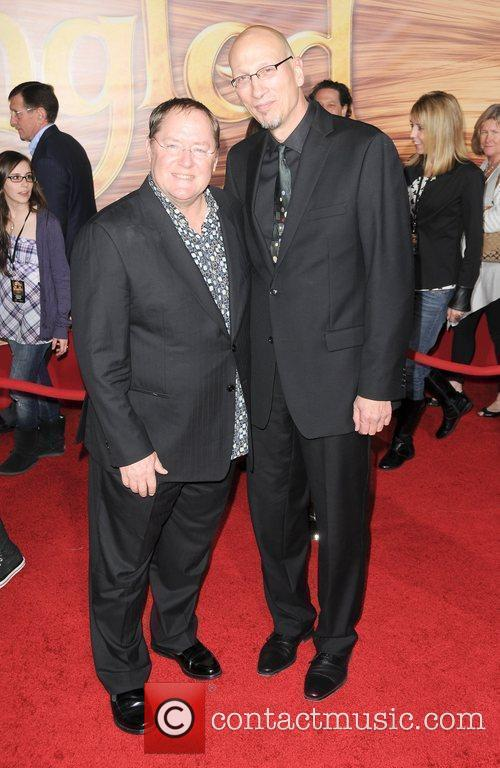 John Lasseter and Roy Conli 3
