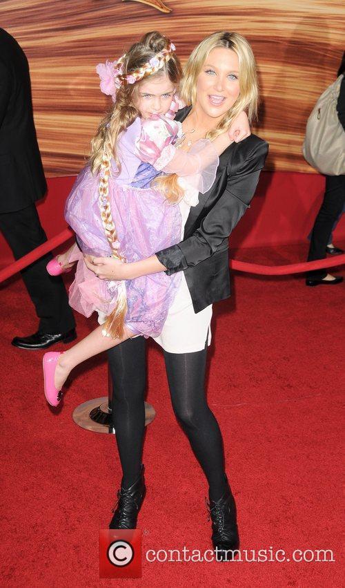 Stephanie Pratt Disney's 'Tangled' Los Angeles Premiere at...