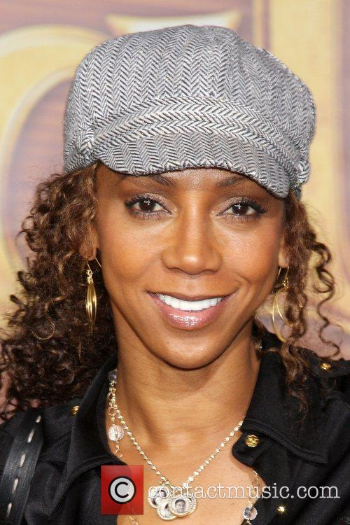Holly Robinson-Peete Disney's 'Tangled' Los Angeles Premiere at...