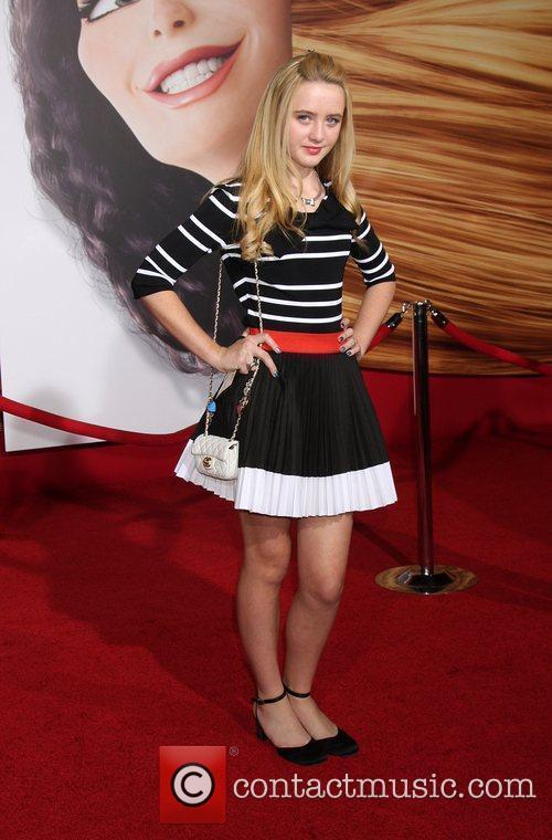Kathryn Newton Disney's 'Tangled' Los Angeles Premiere at...