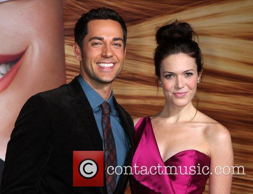 Zachary Levi and Mandy Moore 4